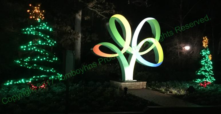 Busch Gardens: Christmas Town – 12.13.17 | Tomboyhns Productions