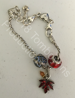 Leaf Necklace watermarked